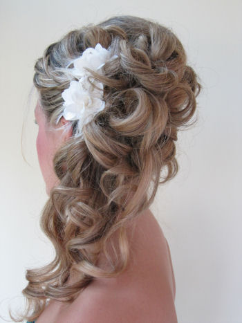 HD wallpapers prom hairstyles up and down