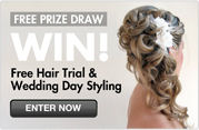 Wedding Day Styling - Prize Draw - Enter Here