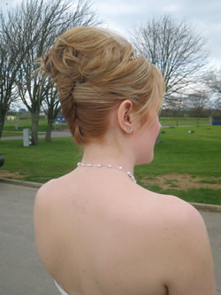 bridal hair and wedding styles by helen tozer 2 - Kirsten
