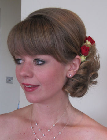 Bridesmaids Wedding Hair Style - Lianne BM-3
